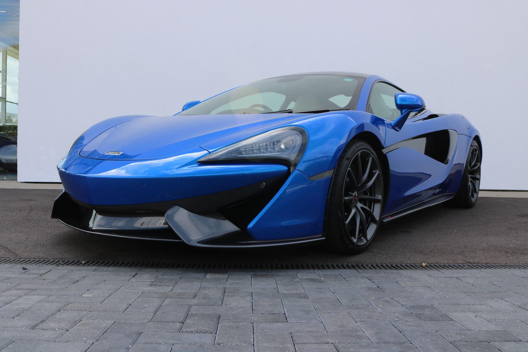 McLaren 570S Coupe V8 2dr SSG Auto Coupe image 26