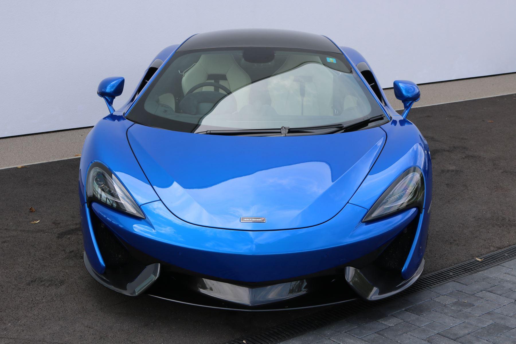 McLaren 570S Coupe V8 2dr SSG Auto Coupe image 27