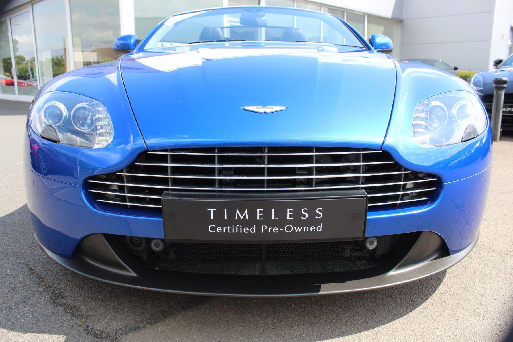 Aston Martin V8 Vantage Roadster 2dr Sportshift [420] image 5