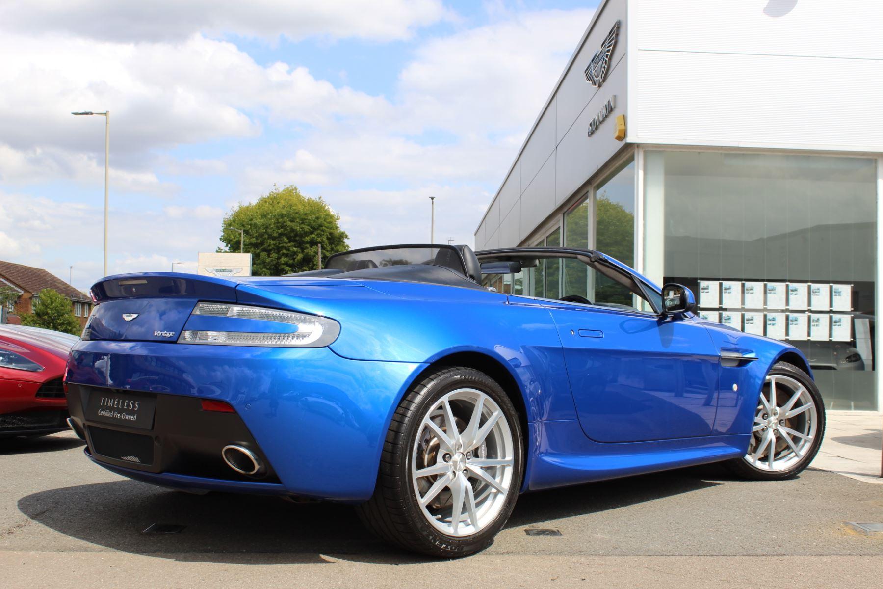 Aston Martin V8 Vantage Roadster 2dr Sportshift [420] image 19
