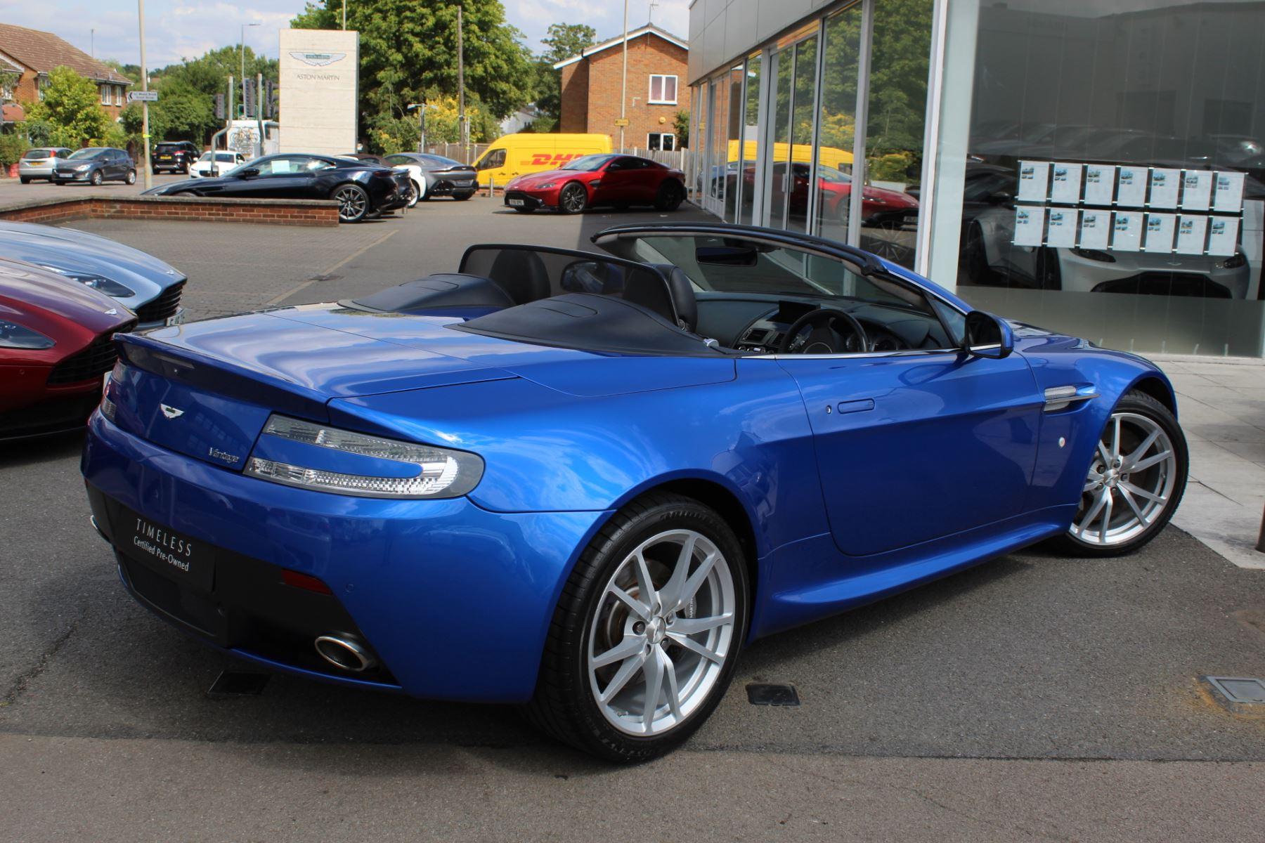 Aston Martin V8 Vantage Roadster 2dr Sportshift [420] image 20
