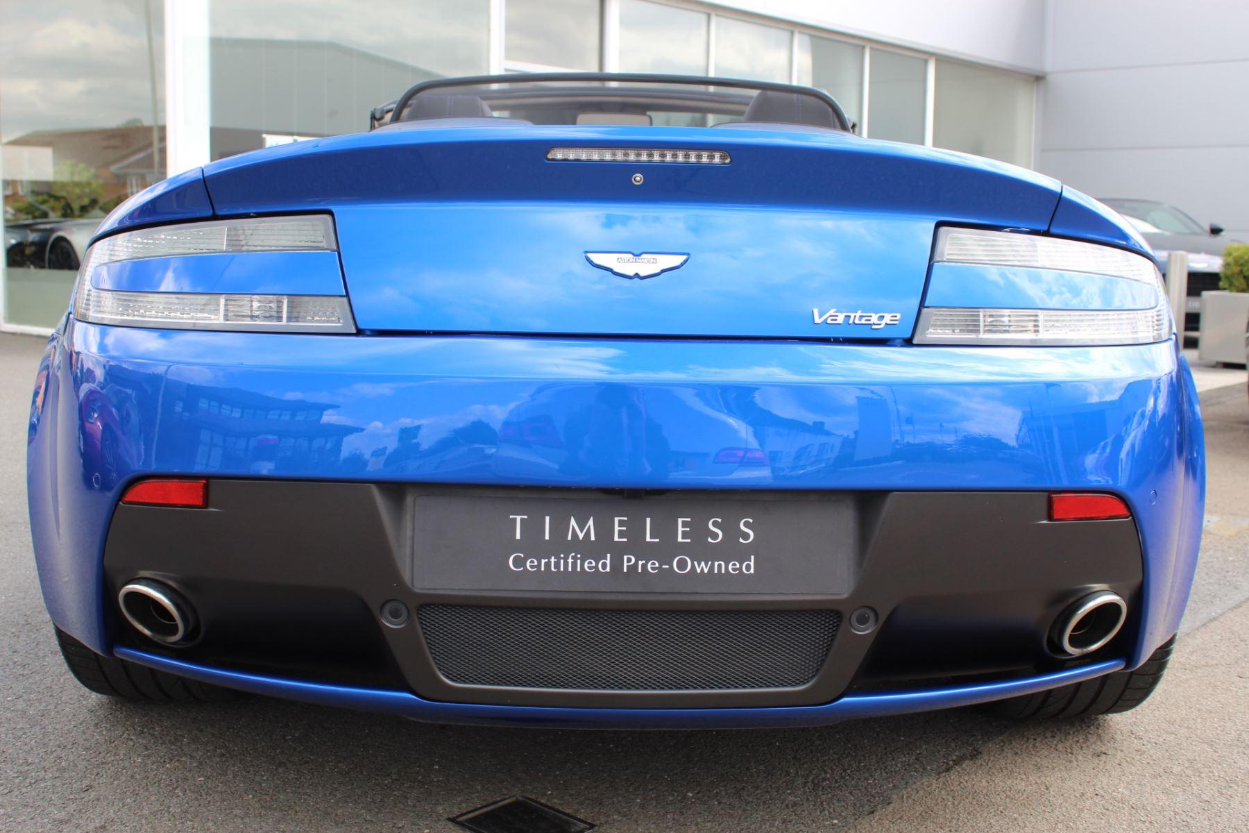 Aston Martin V8 Vantage Roadster 2dr Sportshift [420] image 21