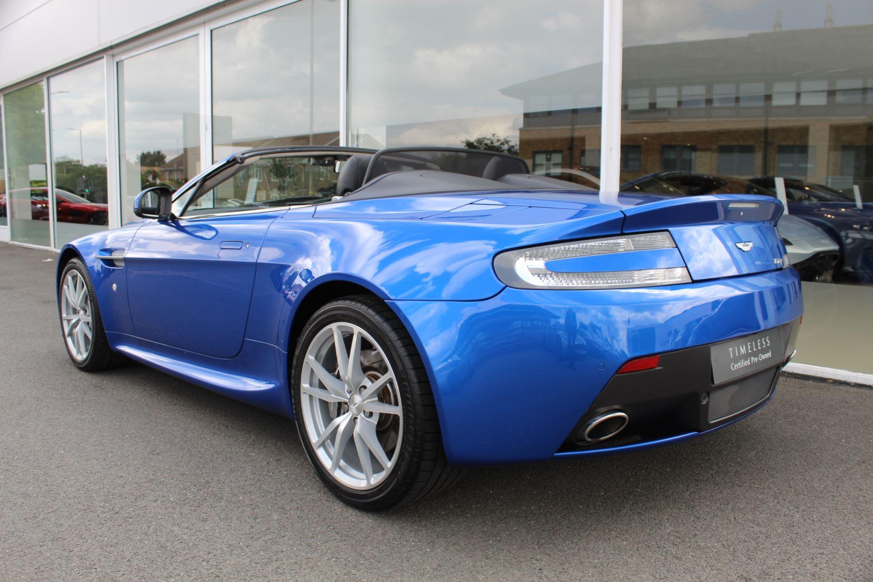 Aston Martin V8 Vantage Roadster 2dr Sportshift [420] image 23