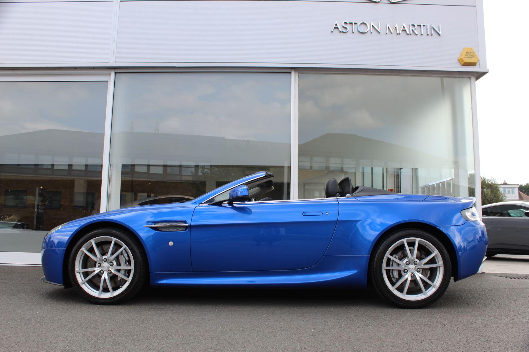 Aston Martin V8 Vantage Roadster 2dr Sportshift [420] image 9