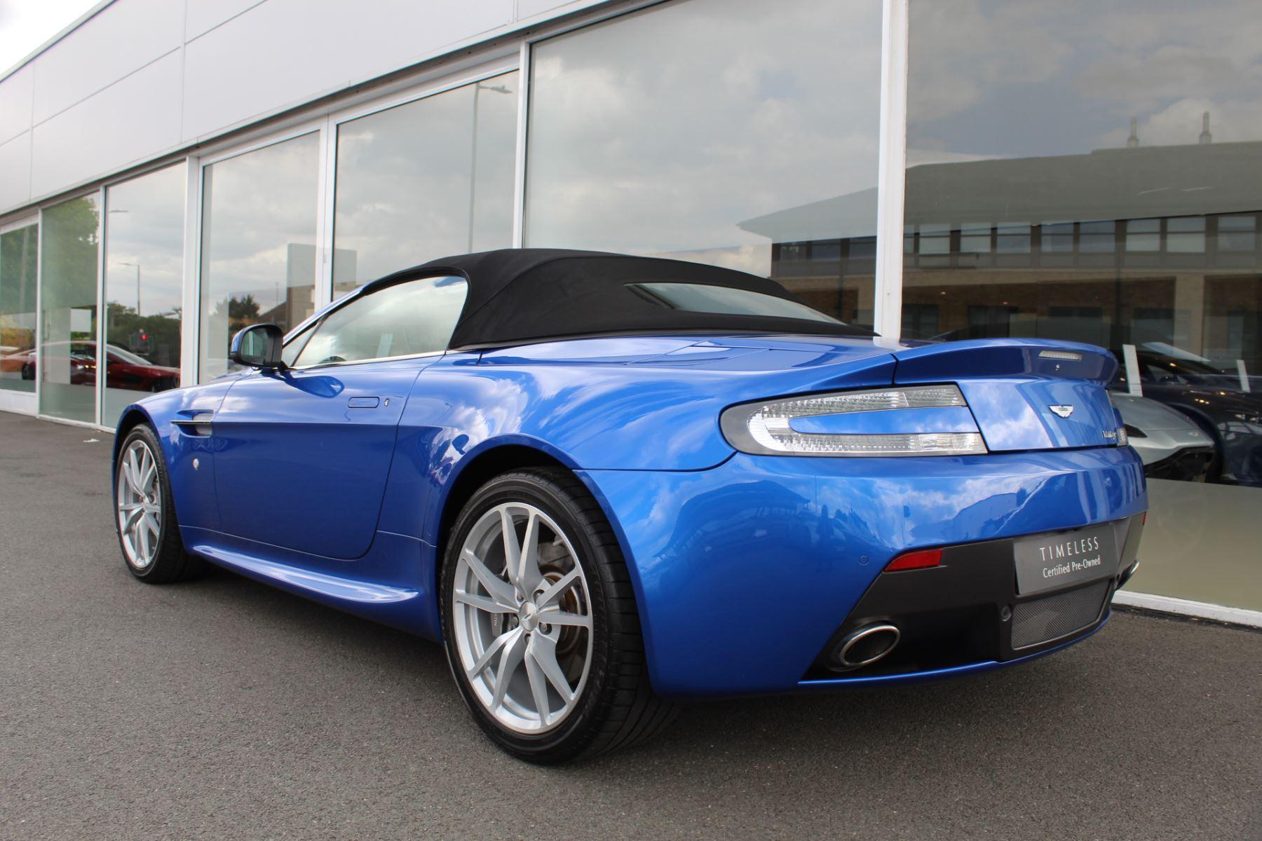 Aston Martin V8 Vantage Roadster 2dr Sportshift [420] image 24