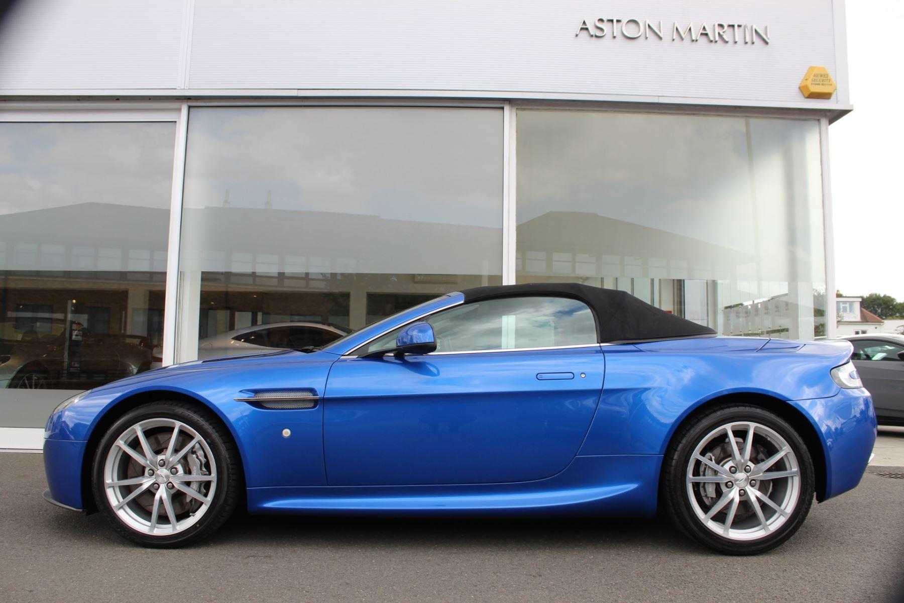 Aston Martin V8 Vantage Roadster 2dr Sportshift [420] image 10