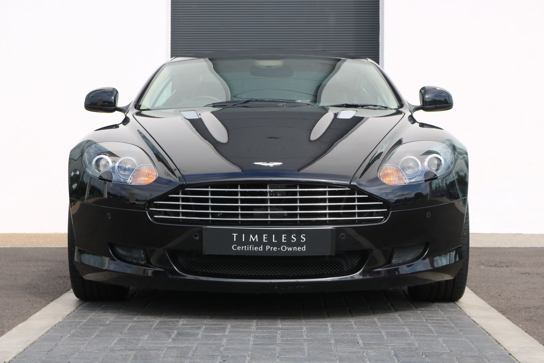 Aston Martin DB9 V12 2dr [470] 5.9 Coupe (2010)
