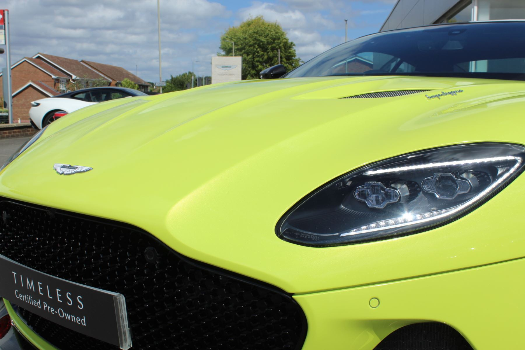 Aston Martin DBS V12 Superleggera 2dr Touchtronic image 5