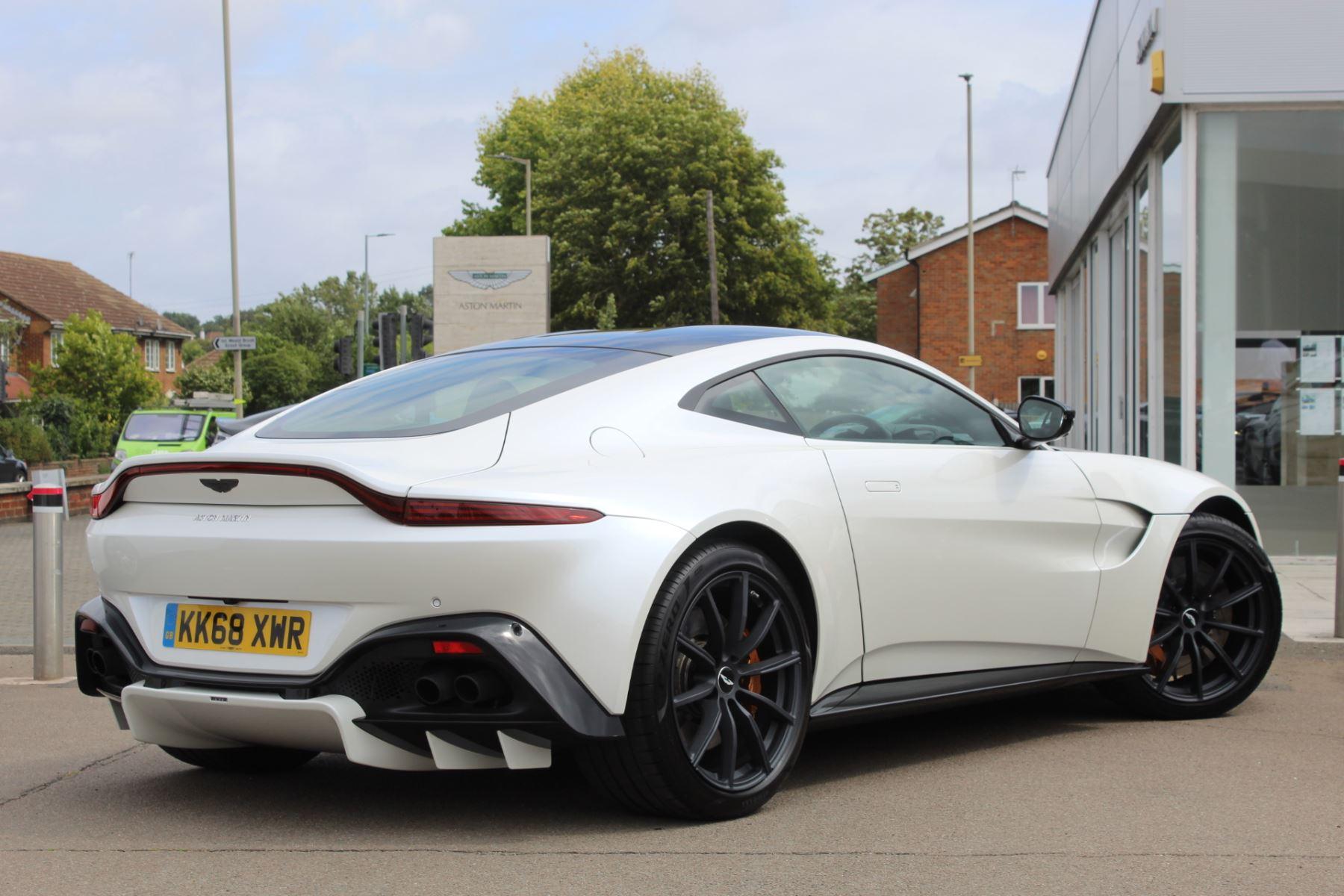Aston Martin New Vantage 2dr ZF 8 Speed image 16
