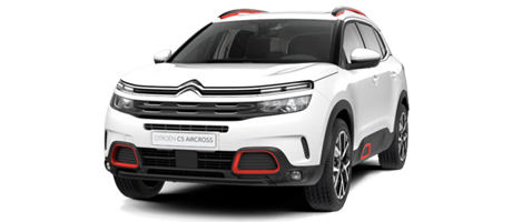 CITROEN C5 AIRCROSS 2.0 BlueHDi 180 Flair 5dr EAT8