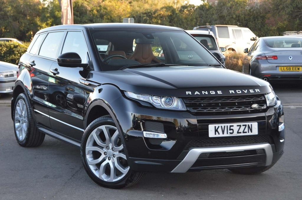 Land Rover Range Rover Evoque 2.2 SD4 Dynamic 5dr [9] Diesel Automatic Hatchback (2015) image