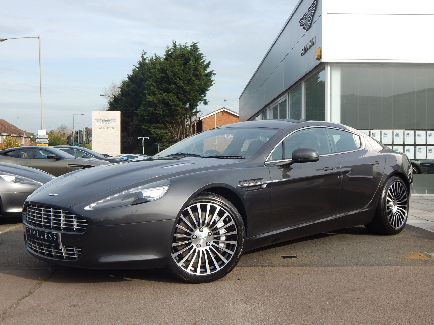 Aston Martin Rapide Coupe 6.0 Automatic 4 door Saloon (2011) image