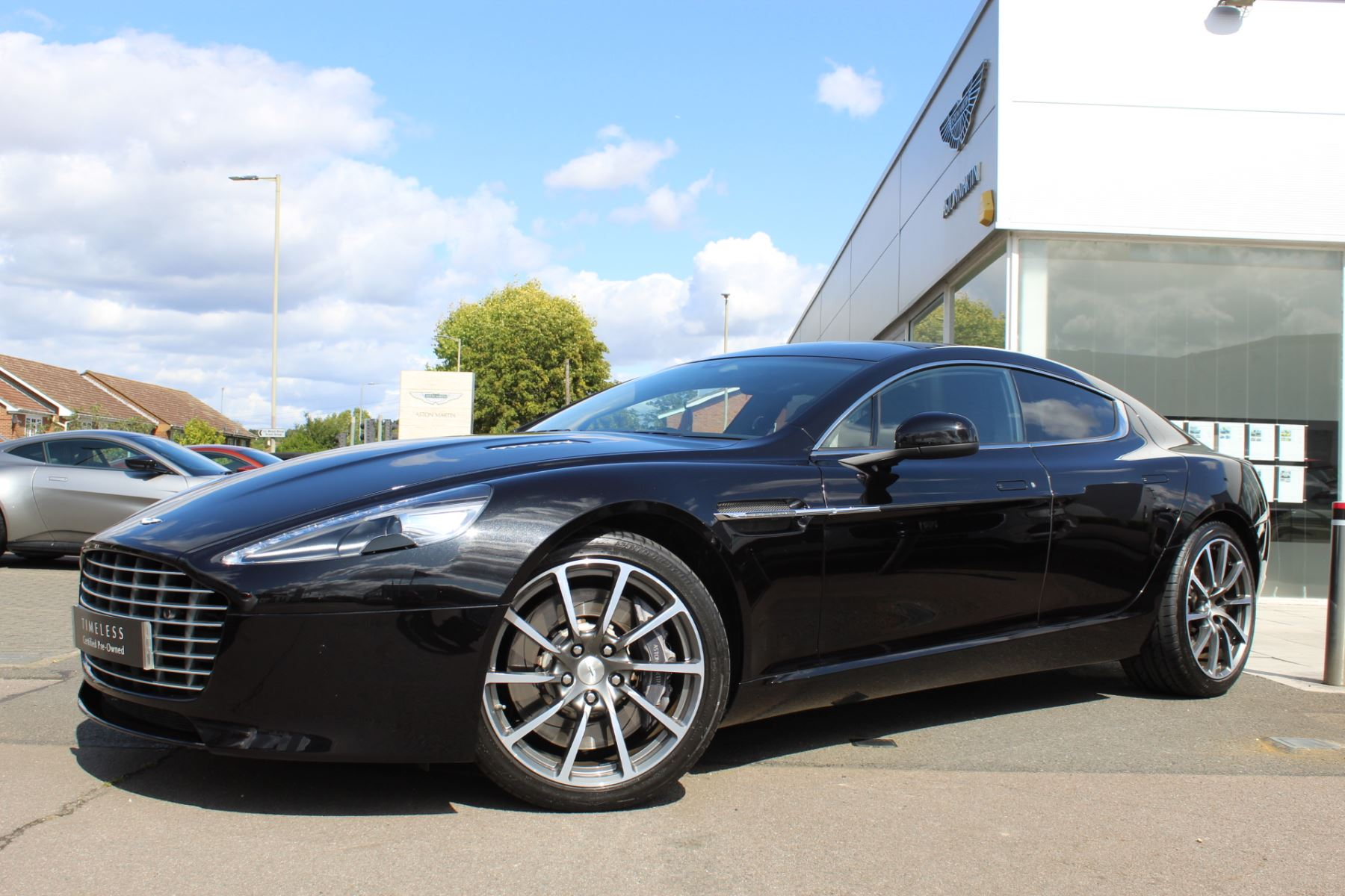 Aston Martin Rapide S V12 [552] 4dr Touchtronic III 5.9 Automatic 5 door Saloon (2018) image