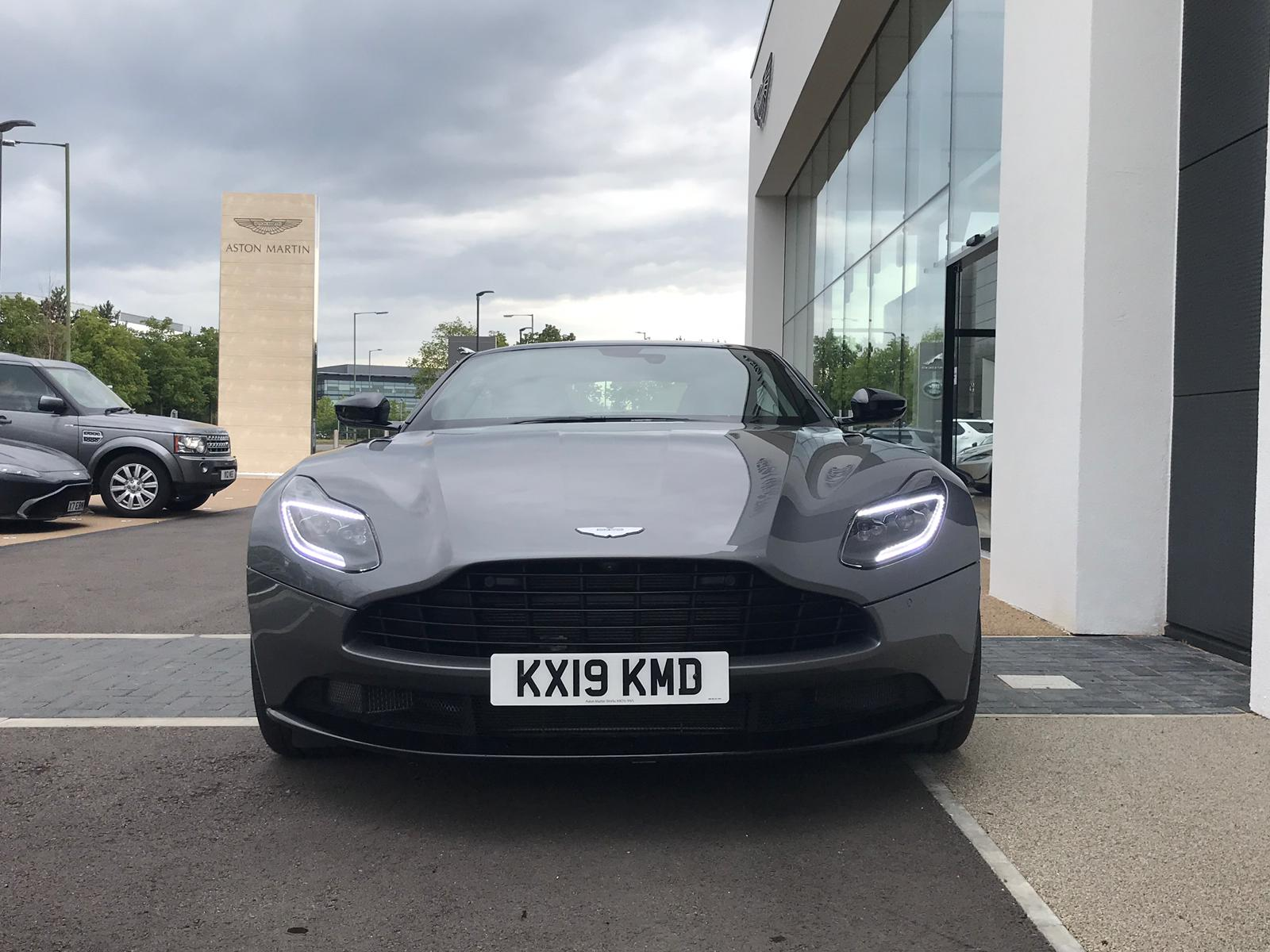 Aston Martin DB11 V8 2dr Touchtronic 4.0 Automatic 3 door Coupe (2019)