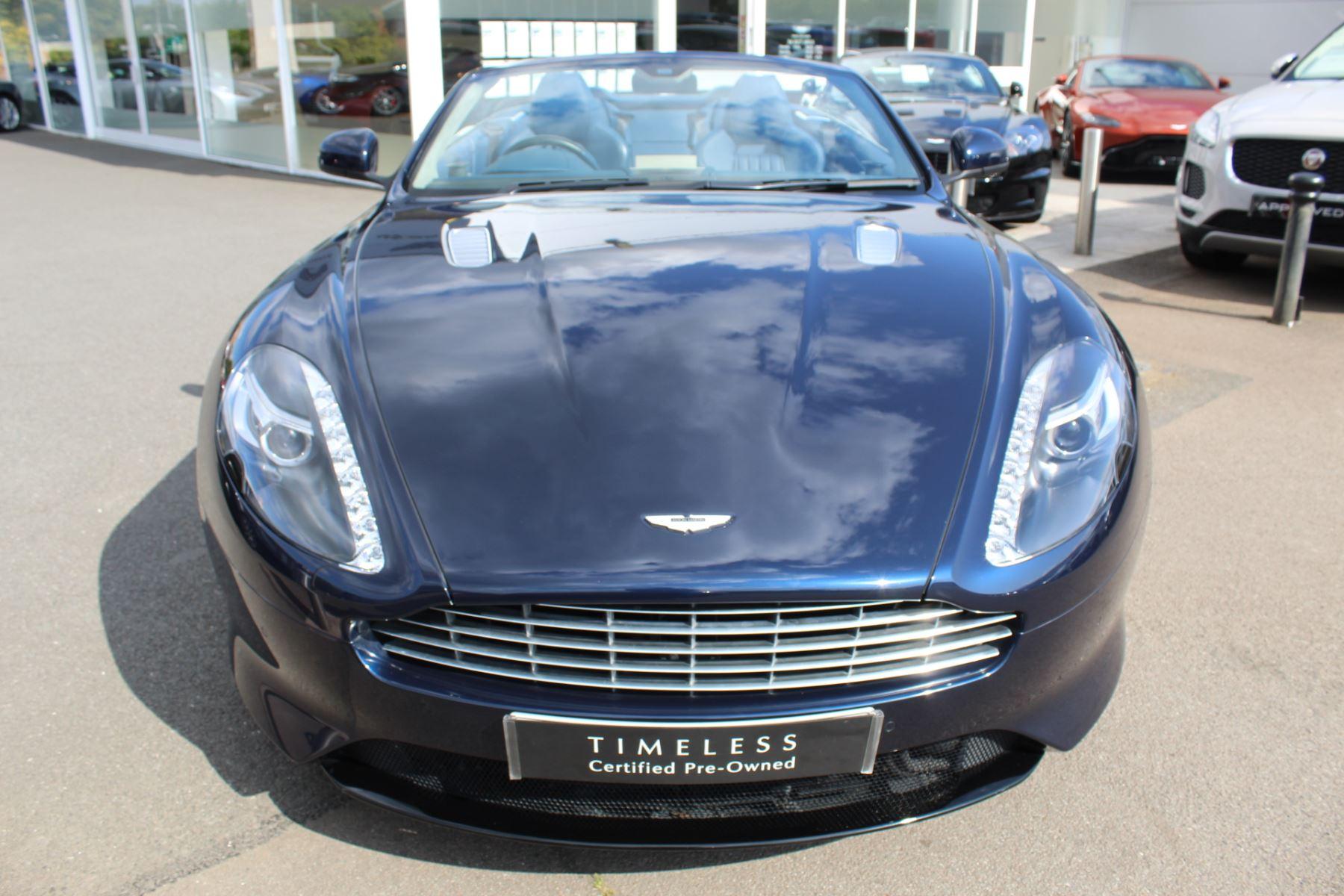 Aston Martin DB9 V12 GT 2dr Volante Touchtronic image 6