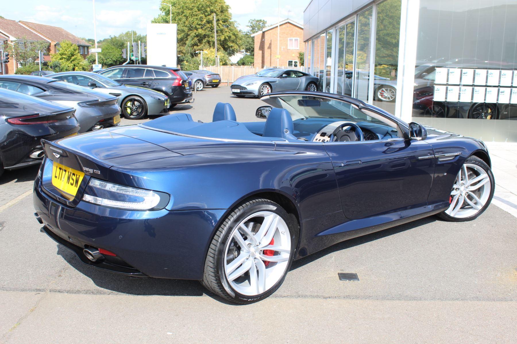 Aston Martin DB9 V12 GT 2dr Volante Touchtronic image 19