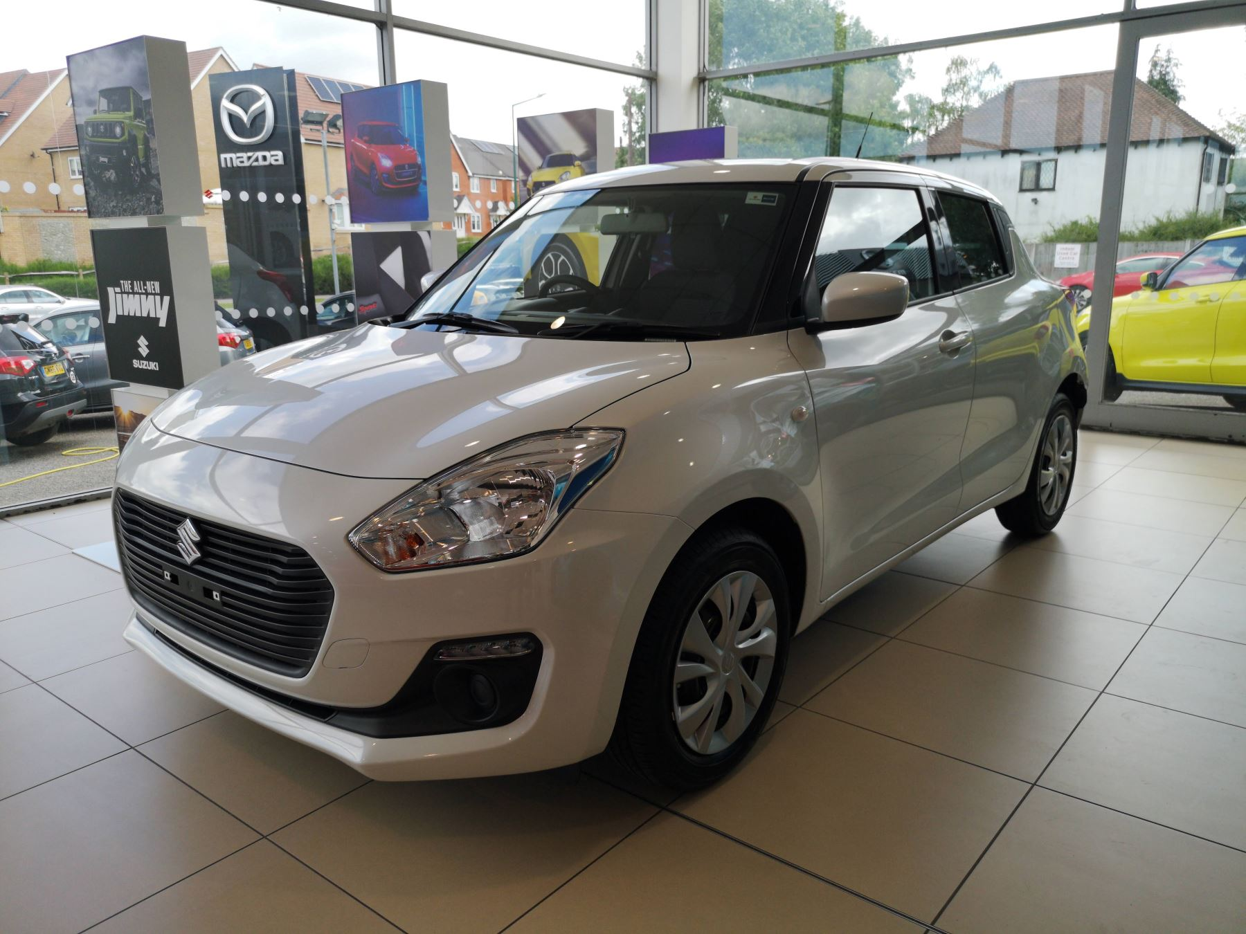 Suzuki Swift 1.2 Dualjet SZ3 5 door Hatchback (17MY)