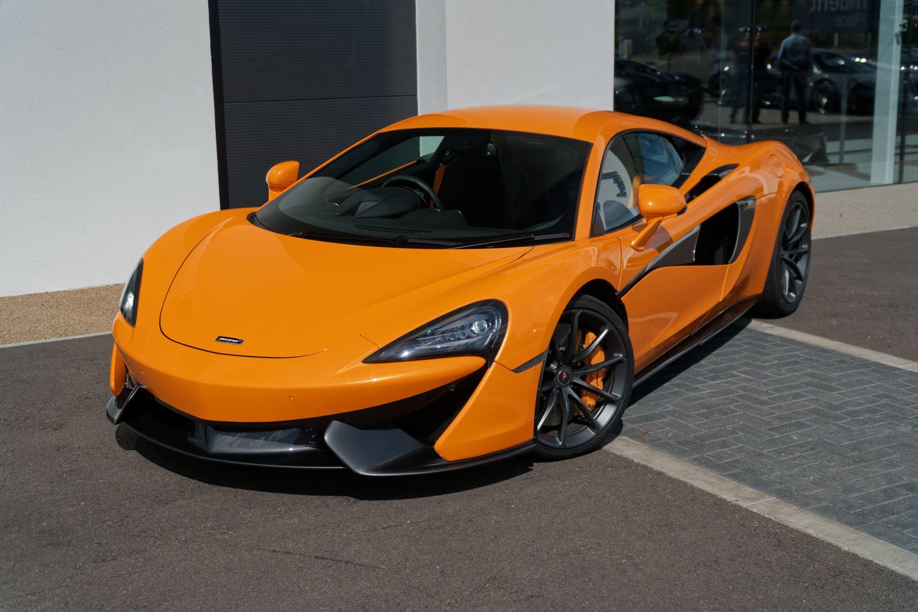 McLaren 570S Coupe 3.8SSG Automatic 2 door Coupe (2018) image