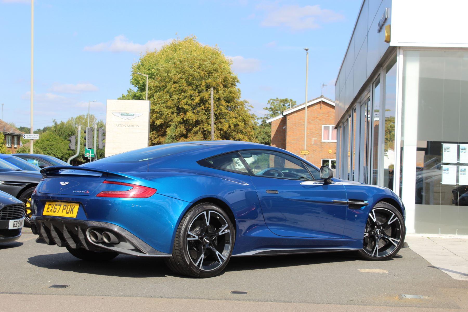 Aston Martin Vanquish V12 [595] S 2+2 2dr Touchtronic image 9