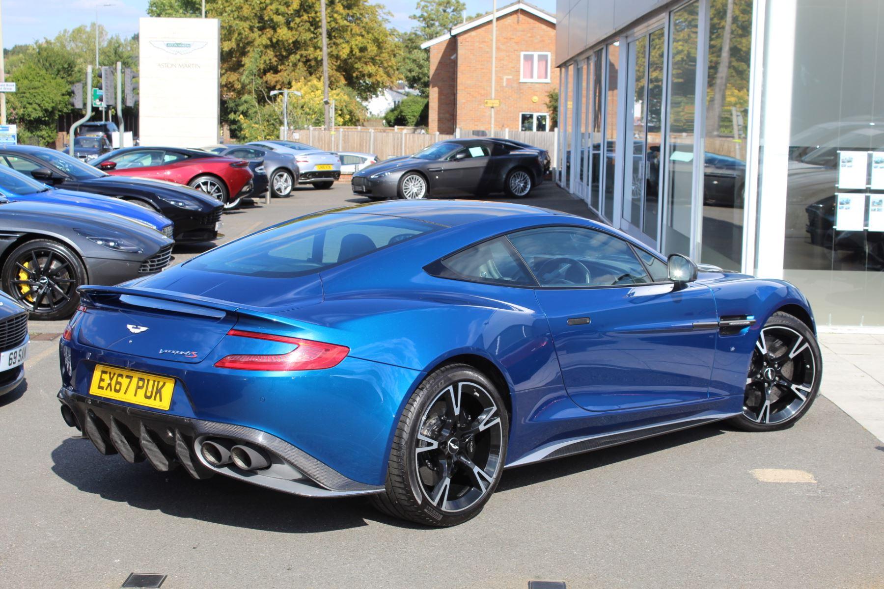 Aston Martin Vanquish V12 [595] S 2+2 2dr Touchtronic image 10