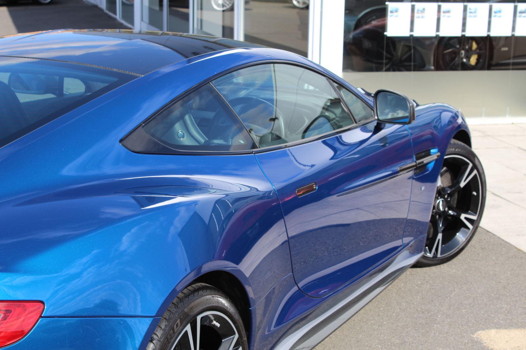 Aston Martin Vanquish V12 [595] S 2+2 2dr Touchtronic image 13