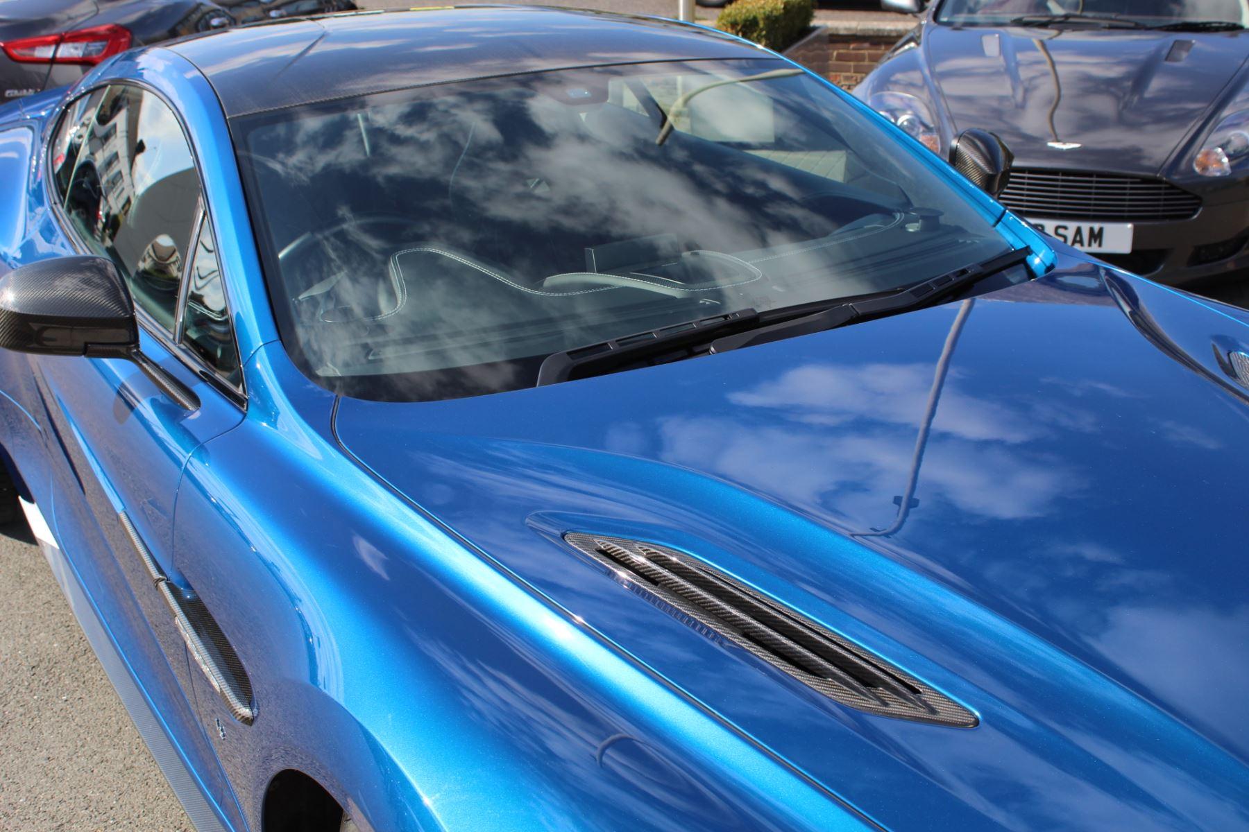 Aston Martin Vanquish V12 [595] S 2+2 2dr Touchtronic image 20