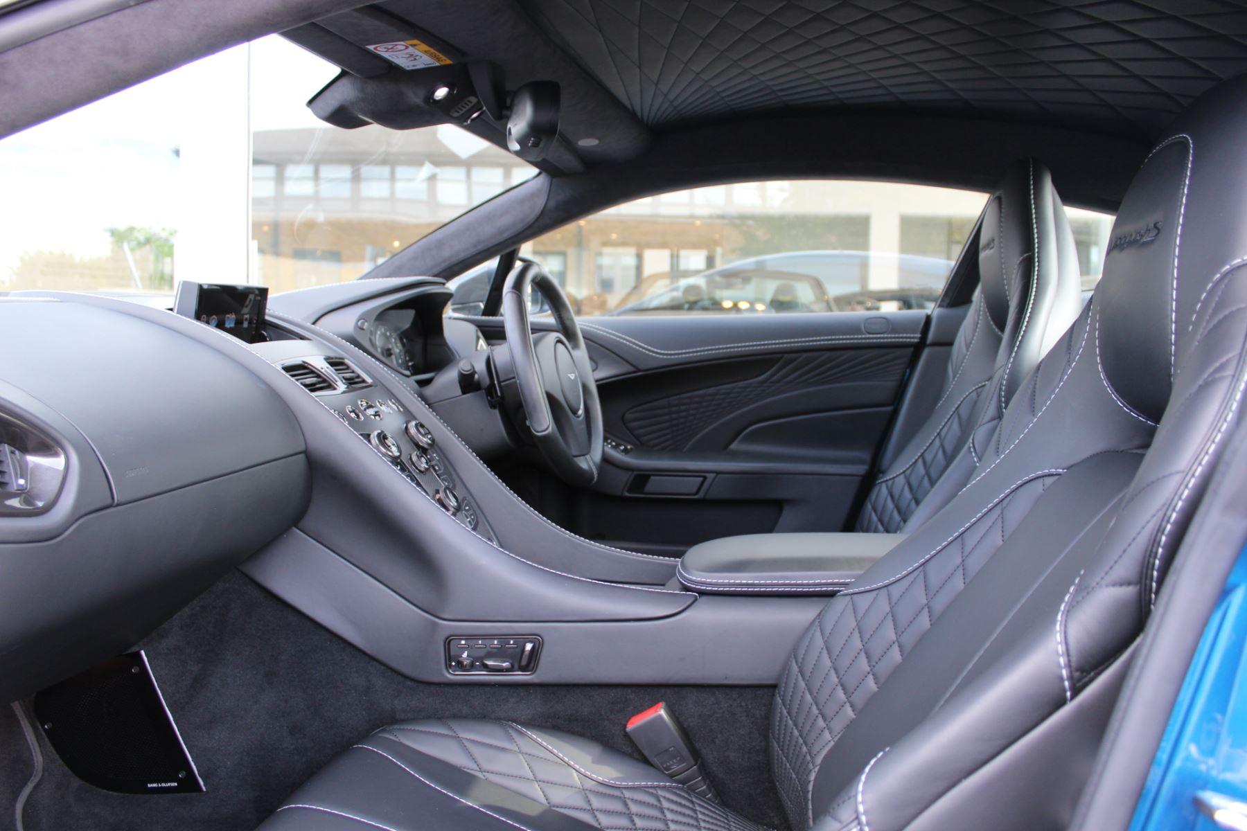 Aston Martin Vanquish V12 [595] S 2+2 2dr Touchtronic image 14