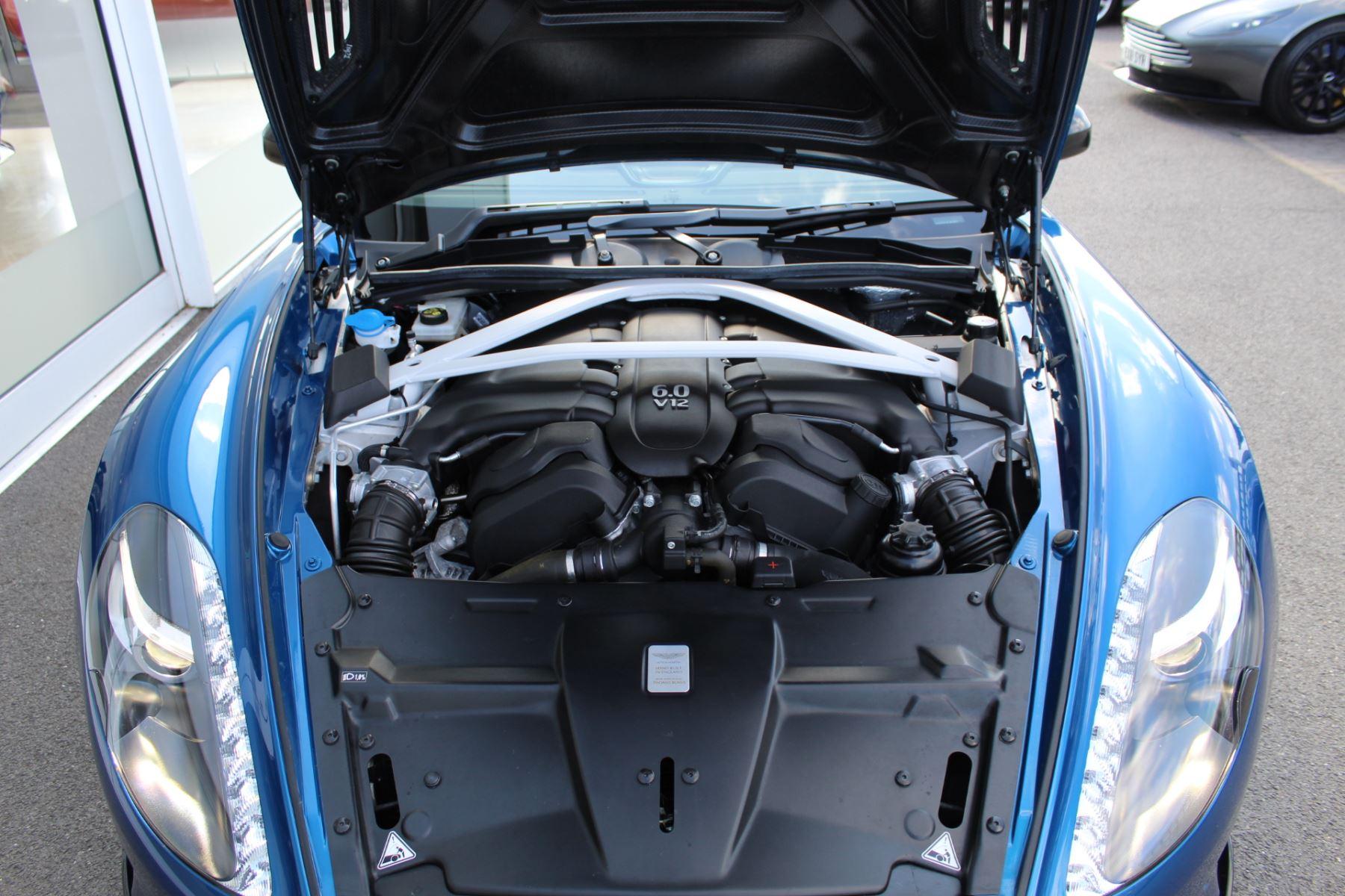 Aston Martin Vanquish V12 [595] S 2+2 2dr Touchtronic image 21