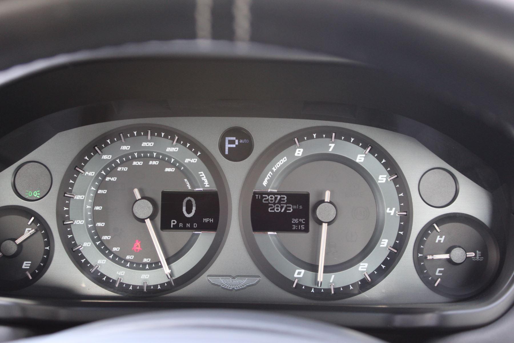 Aston Martin Vanquish V12 [595] S 2+2 2dr Touchtronic image 16