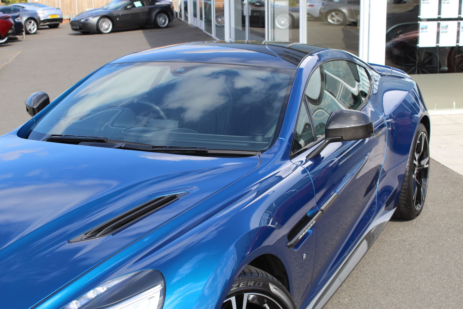 Aston Martin Vanquish V12 [595] S 2+2 2dr Touchtronic image 24