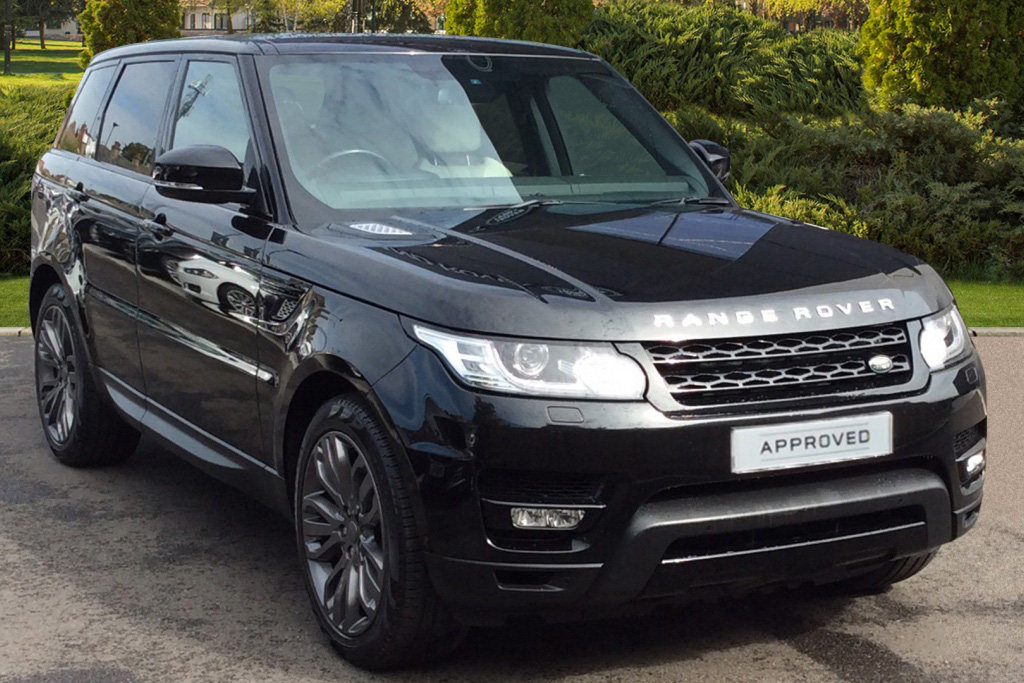 Land Rover Range Rover Sport 3 0 SDV6 HSE Dynamic 5dr - Heated Seats - Rear  Camera - Privacy Glass - Diesel Automatic 4x4 (2014) at Land Rover Barnet
