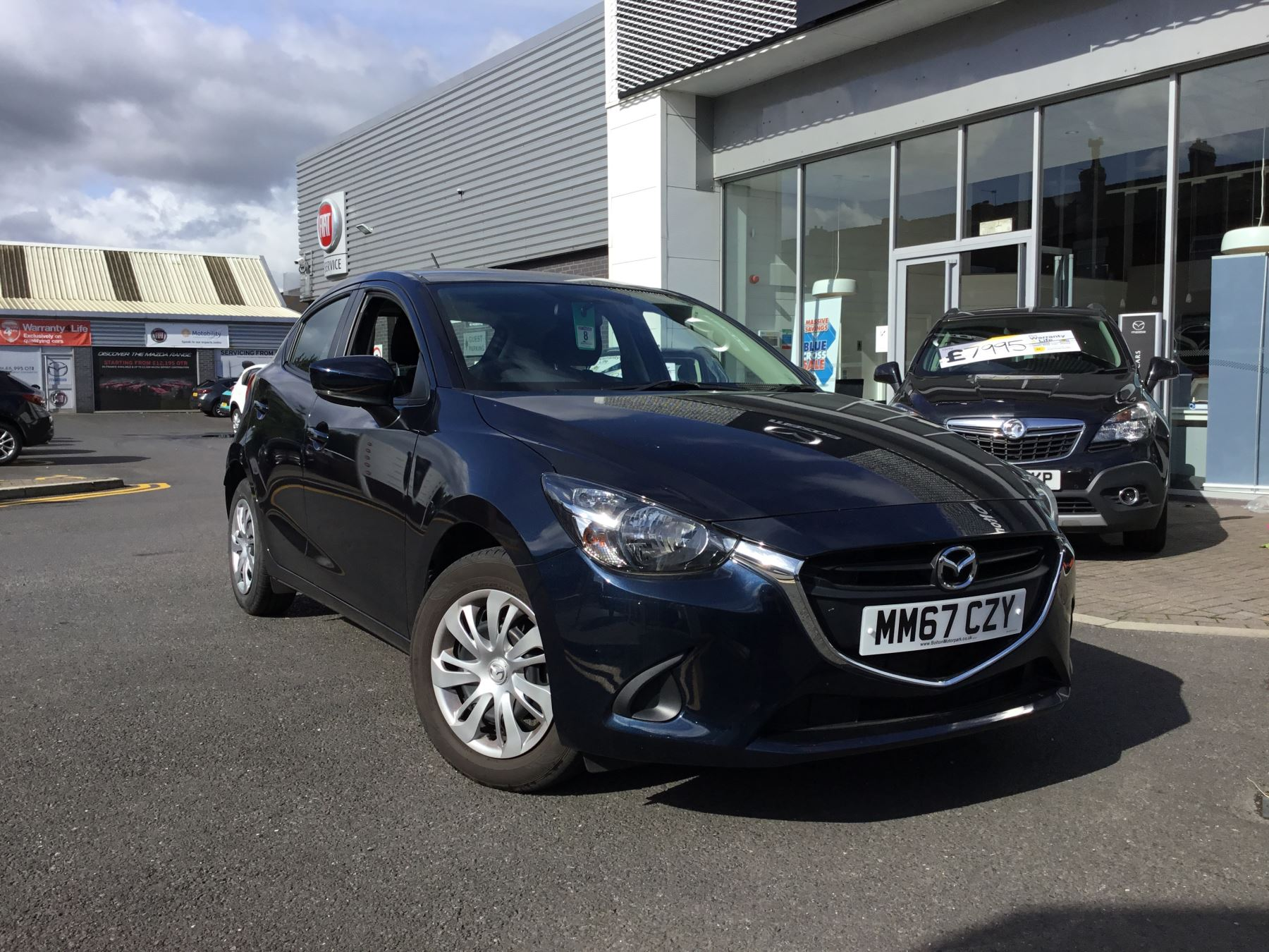Mazda 2 1.5 75 SE 5dr image 1