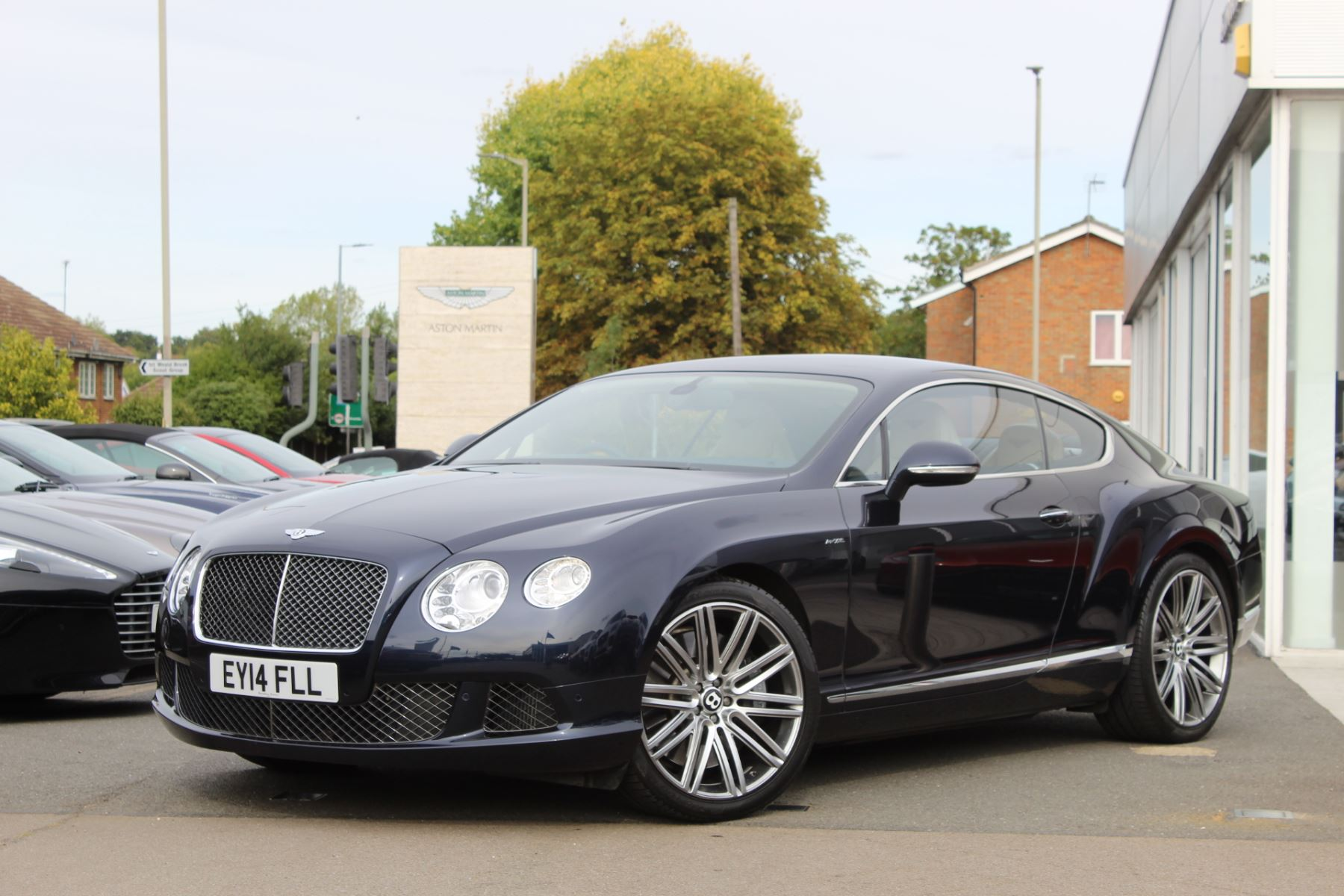 Bentley Continental GT 6.0 W12 Speed 2dr Automatic 3 door Coupe (2014) image
