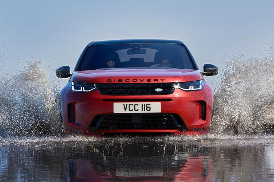 Land Rover Discovery Sport Offer image 5