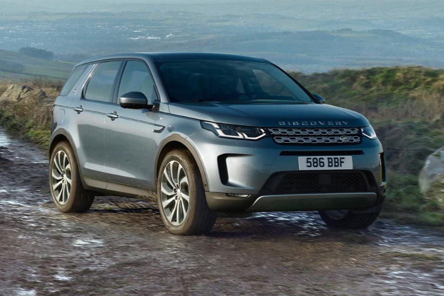 Land Rover Discovery Sport Offer image 6