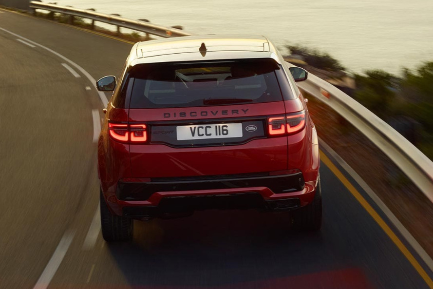 Land Rover Discovery Sport Offer image 7