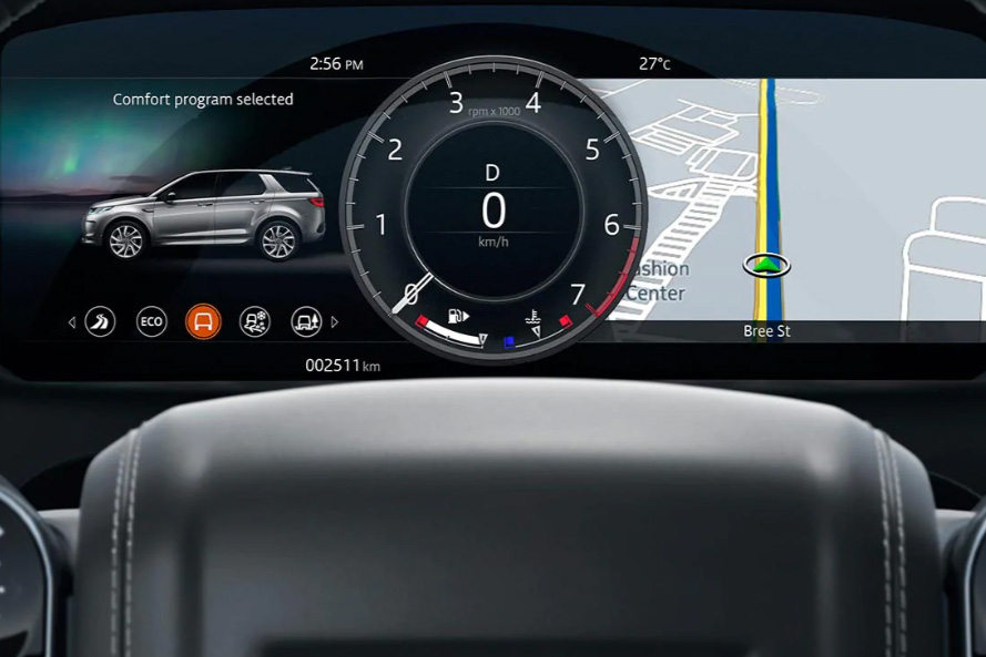 Land Rover Discovery Sport HSE Dynamic Lux image 14