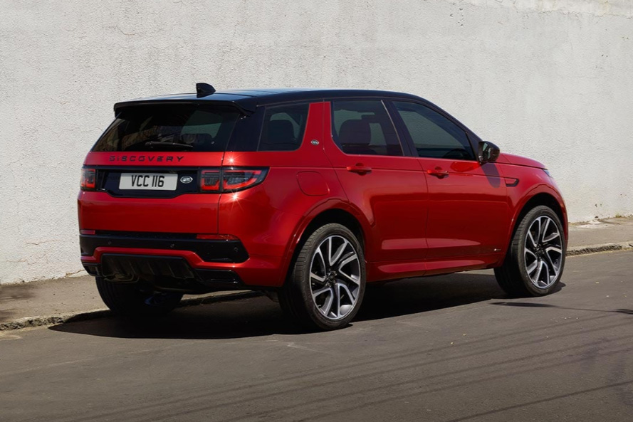 Land Rover Discovery Sport 2.0 TD4 180 SE Manual image 2