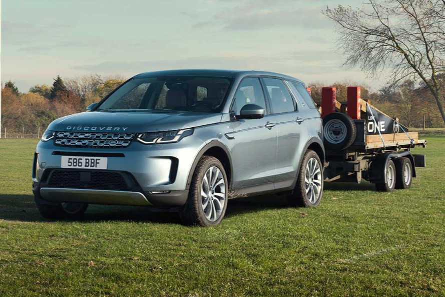 Land Rover Discovery Sport 2.0 TD4 180 SE Manual image 9