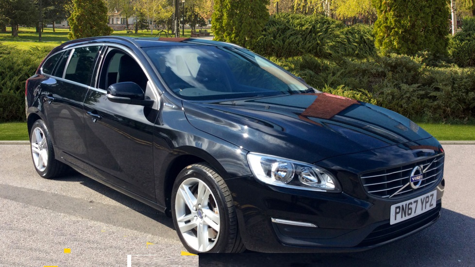 Volvo V60 D5 [163] Twin Engine SE Nav AWD  - Rear Park Camera, Bluetooth, Volvo on Call image 1