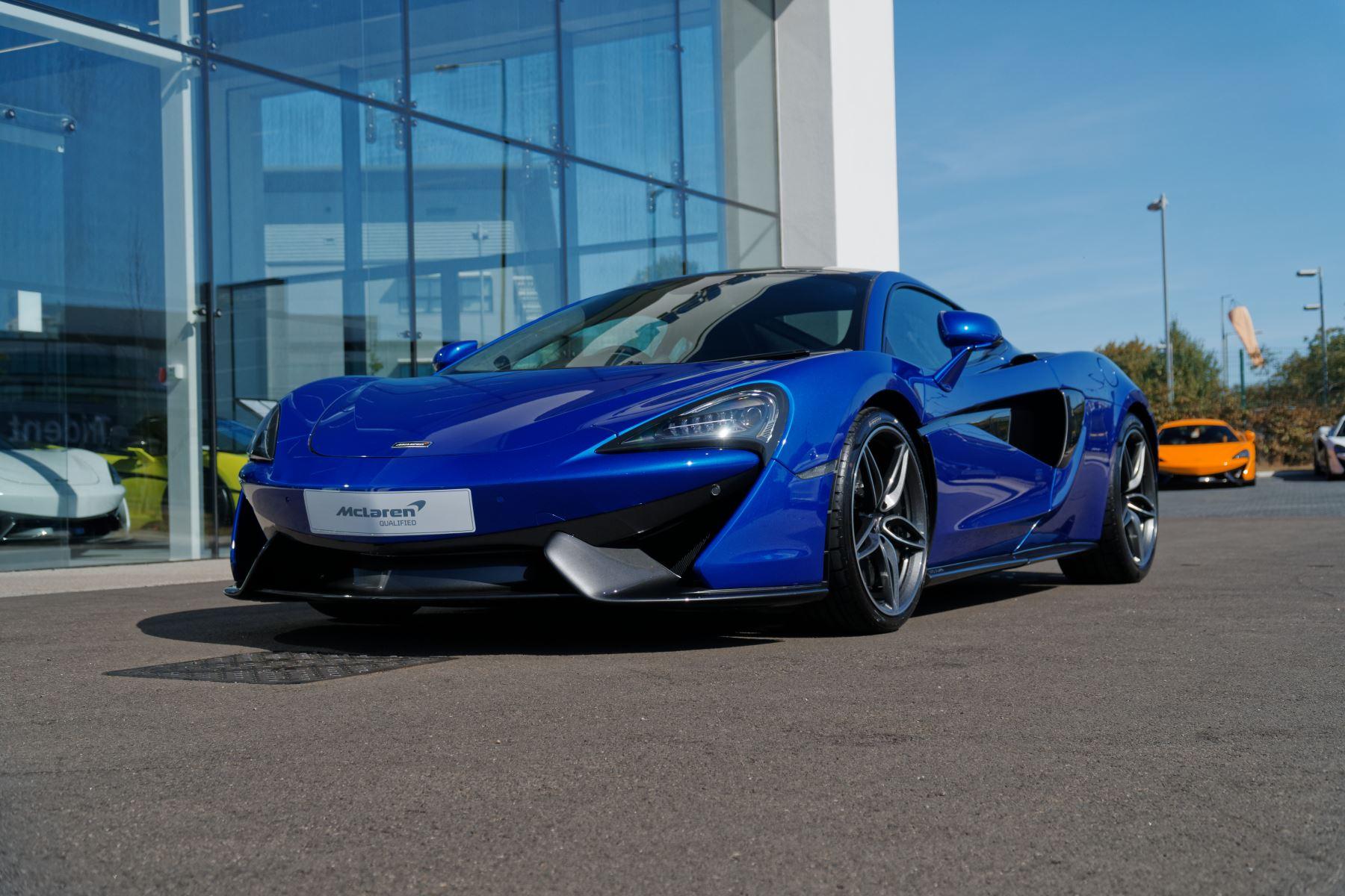 McLaren 570GT V8 2dr SSG Auto Coupe 3.8 Semi-Automatic (2018) image