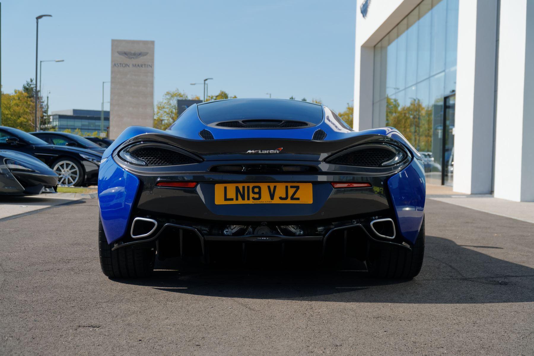McLaren 570GT V8 2dr SSG Auto Coupe image 8