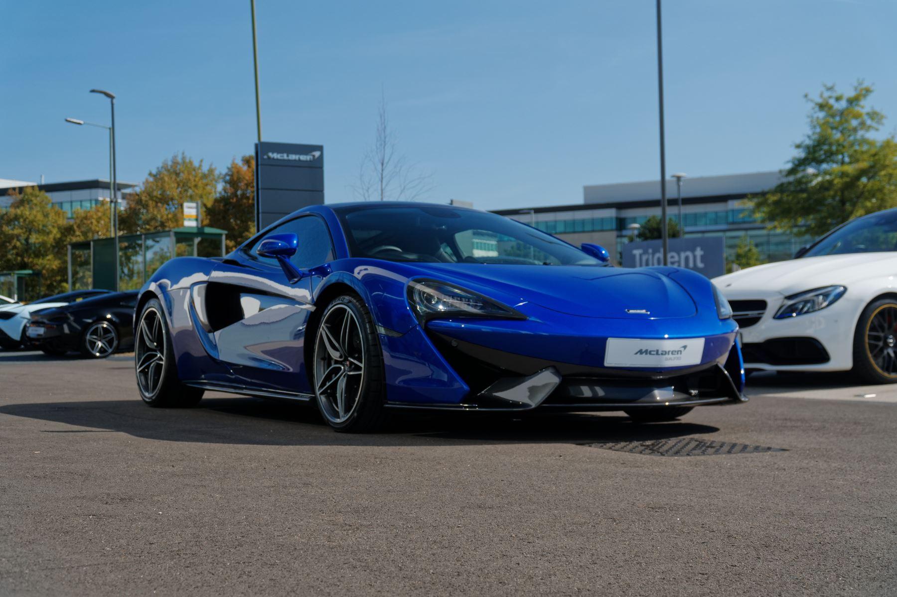 McLaren 570GT V8 2dr SSG Auto Coupe image 6