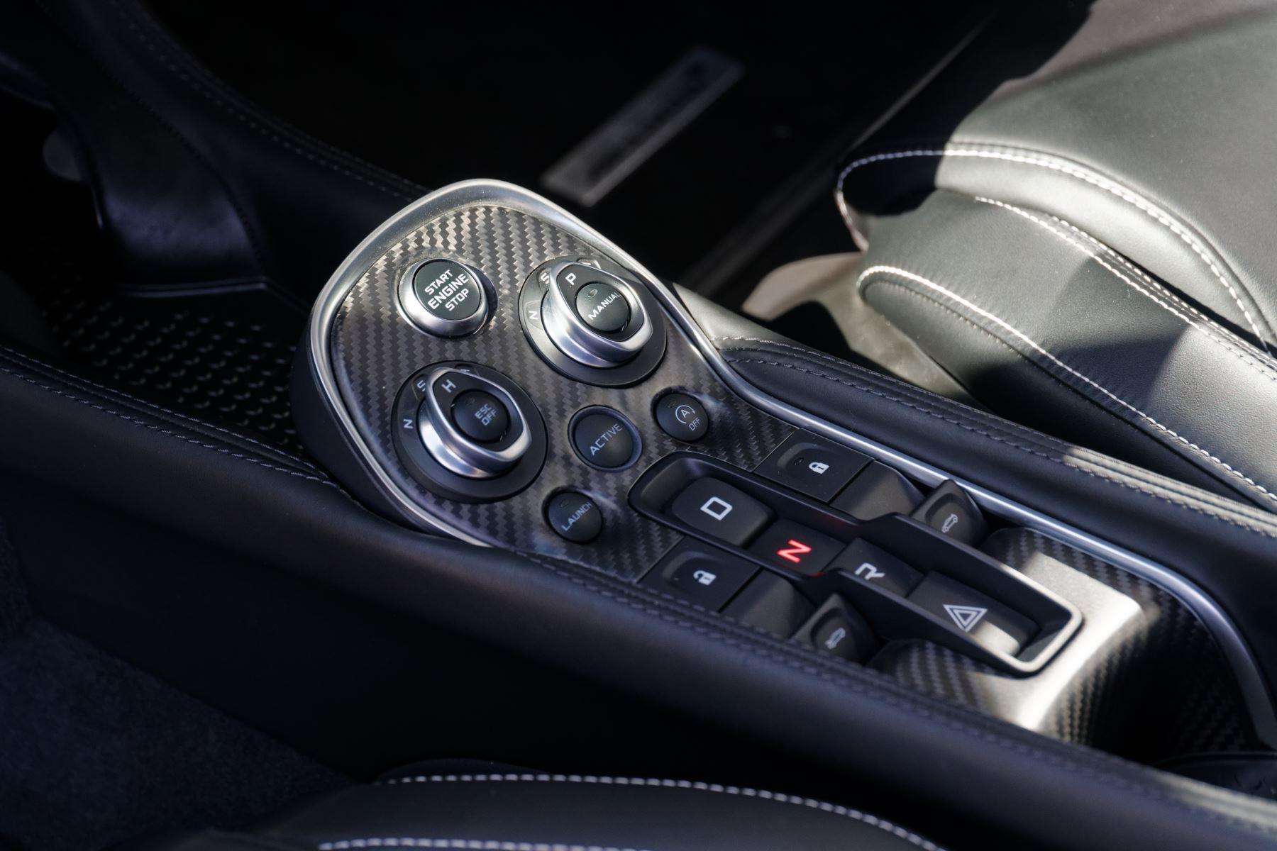McLaren 570GT V8 2dr SSG Auto Coupe image 21