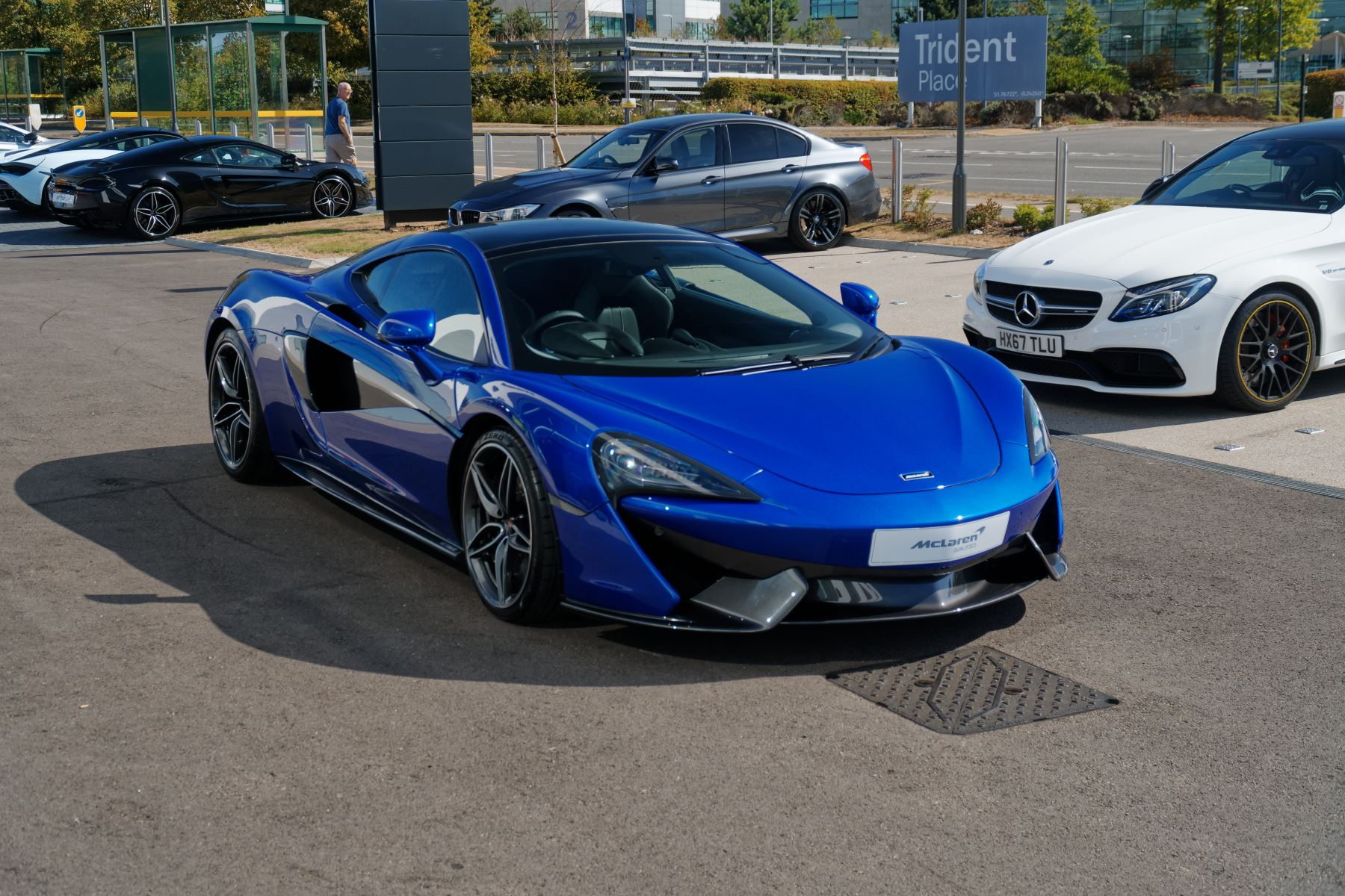 McLaren 570GT V8 2dr SSG Auto Coupe image 7