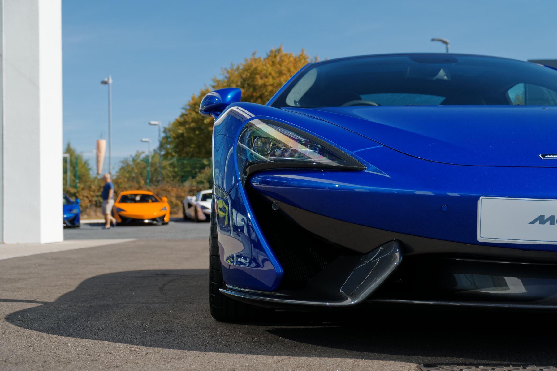 McLaren 570GT V8 2dr SSG Auto Coupe image 25