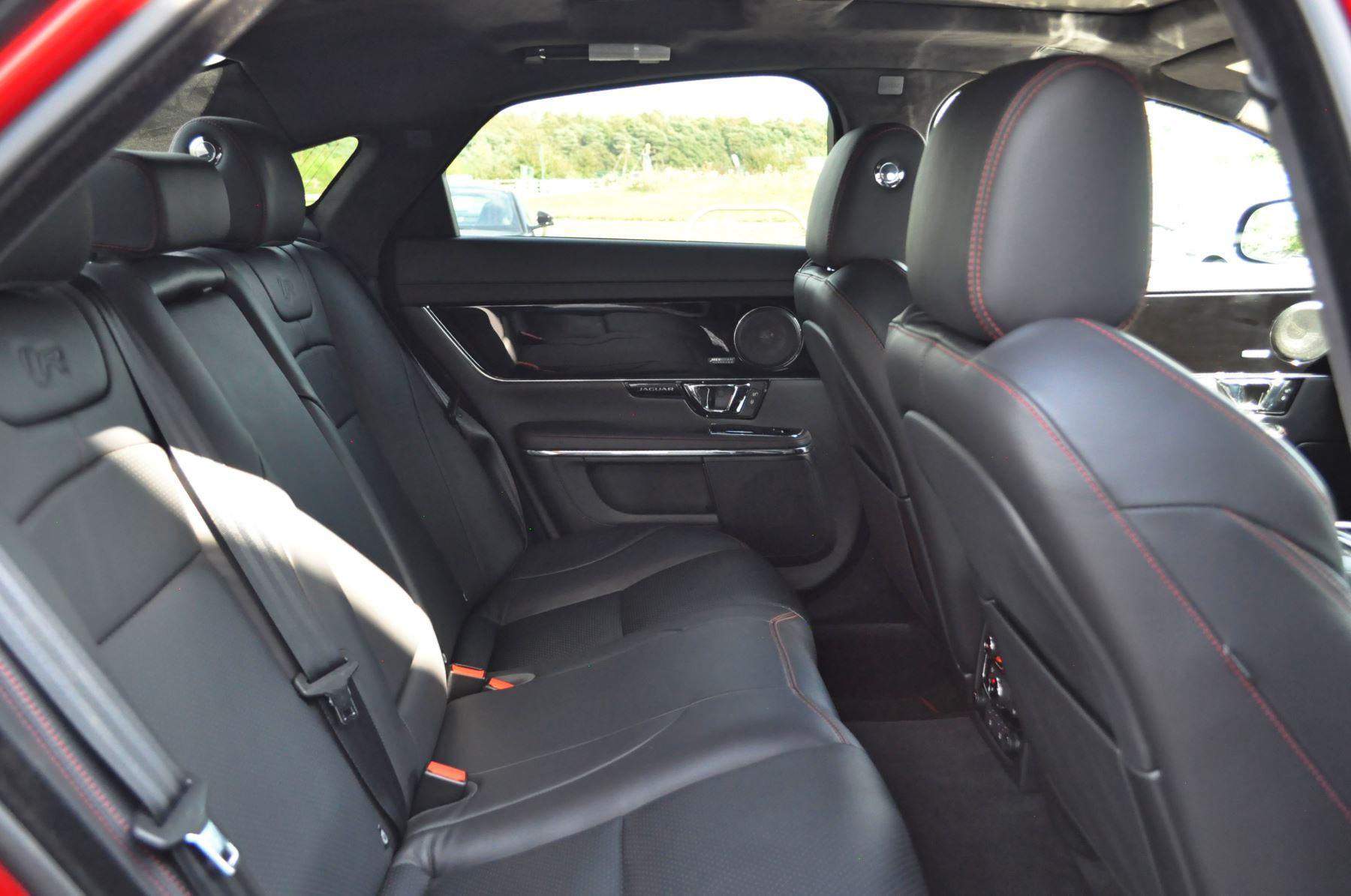 Jaguar XJ 5.0 V8 Supercharged XJR image 17