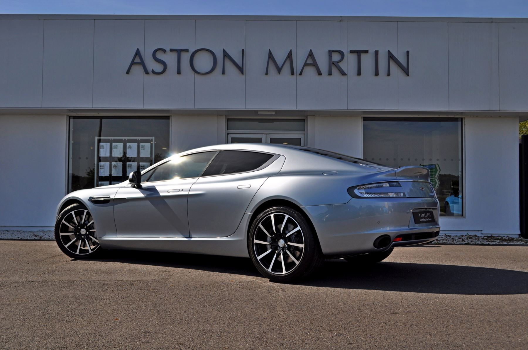 Aston Martin Rapide S V12 [552] 4dr Touchtronic III image 7