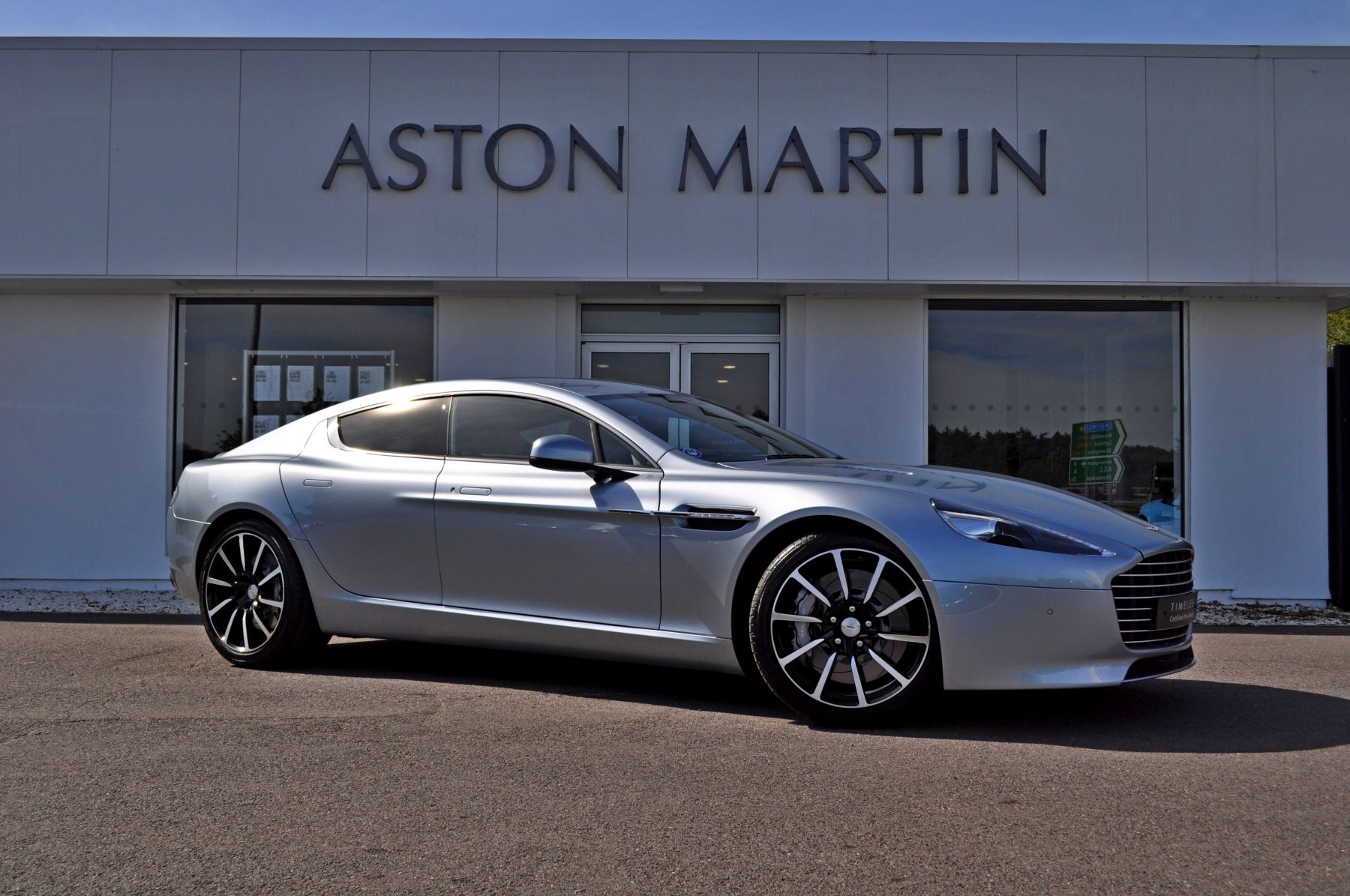 Aston Martin Rapide S V12 [552] 4dr Touchtronic III image 3