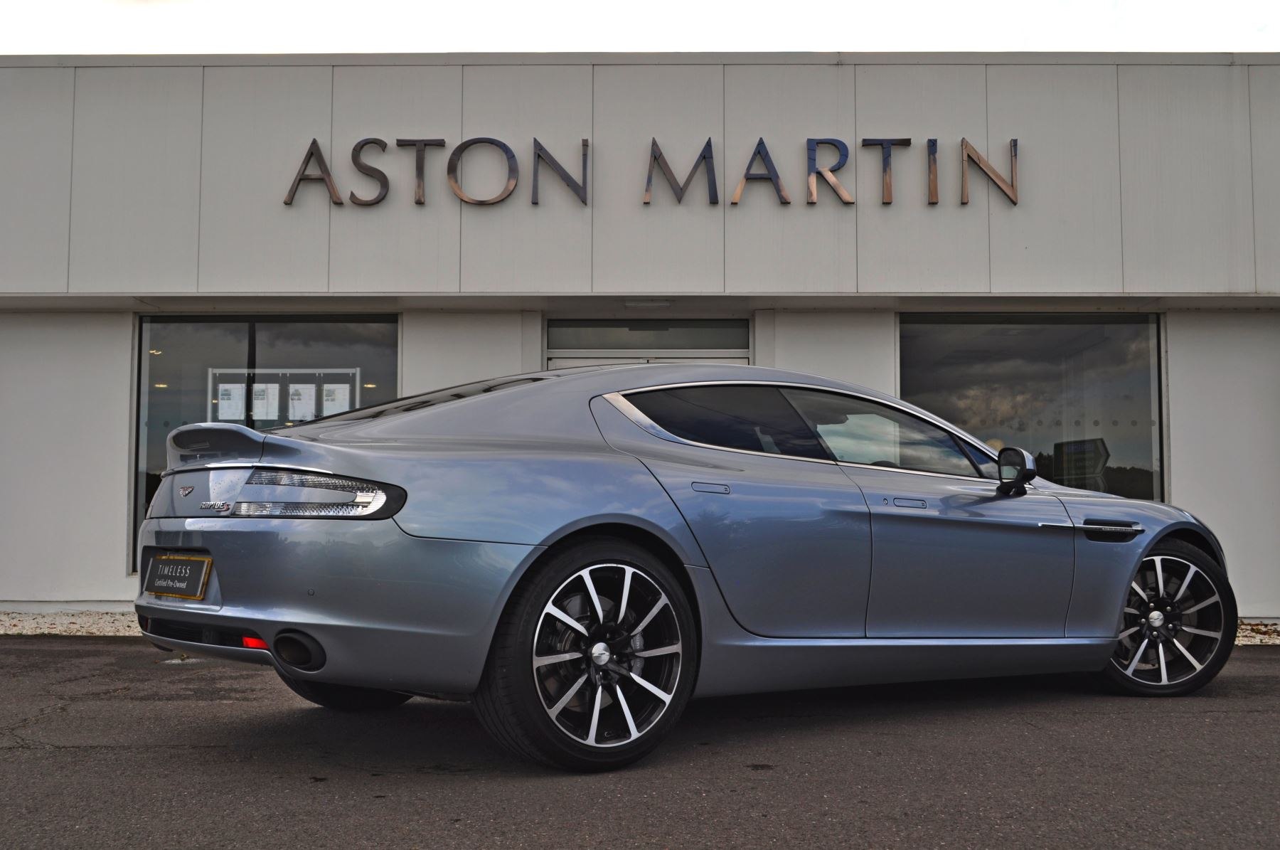 Aston Martin Rapide S V12 [552] 4dr Touchtronic III image 5